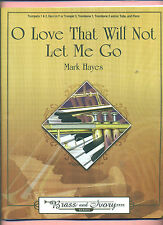 """""""O LOVE THAT WILL NOT LET ME GO"""" BRASS & IVORY SERIES TRUMPET BRAND NEW ON SALE!"""