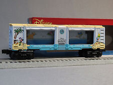 LIONEL DISNEY AQUARIUM CAR O GAUGE train mickey mouse world land 6-82914 NEW