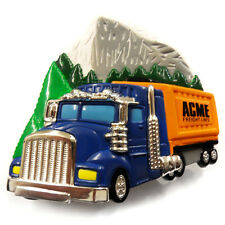 "Acme Refrigerator Magnet ""Freight Lines"" Truck Clip Makes Sound ""Brand New"""