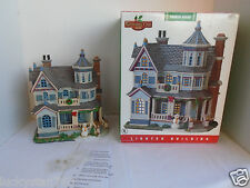 2007 Lemax Coventry Cove Lighted Building Parker House