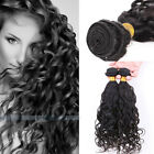 "14""-28"" Brazilian Virgin Kinky Curly wave Human Hair Extension 50g Wave Curly"