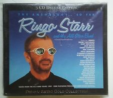 Ringo Starr & His All Starr Band   The Anthology... So Far  3-CD  Europa
