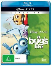 A Bug's Life NEW B Region Blu Ray