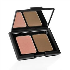❤ e.l.f. Contouring Blush & Bronzing Powder duo in St. Lucia + Angled Brush ❤
