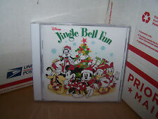 Disney Jingle Bell Fun by Various Artists (CD, Oct-2012, Walt Disney)