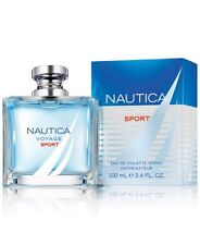 Nautica Voyage Sport by Nautica EDT Spray 3.4 oz