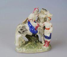 Porzellanfigur ukrainische Porzellan Pferd Paar Ukraine Russland  !