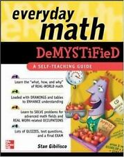 Everyday Math Demystified-ExLibrary