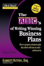 Rich Dad's Advisors�: The ABC's of Writing  Winning Business Plans:-ExLibrary