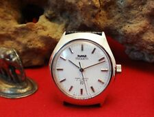 HMT Shakti | White Dial | 17 Jewels | Parashock | Mechanical Watch