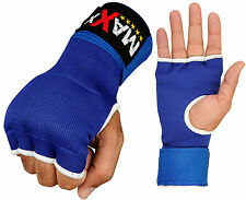 Maxx Gel Inner Hand Wraps Boxing Gloves Fist Padded Bandages MMA Ufc PAD RRP9.99