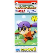 NEW BANPRESTO Dr. slump Arale chan World Collectable Figure Arale Norimaki