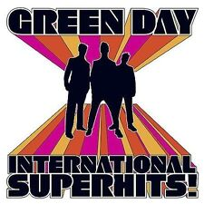 International Superhits! by Green Day (CD, Nov-2001, Warner Bros.)