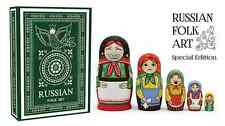 Russian Folk Art Special Edition Deck Playing Cards Poker Size USPCC Limited New