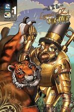 LEGENDS OF OZ TIK TOK AND KALIDAH #1 Cover B Aspen VFNM Comic - Vault 35