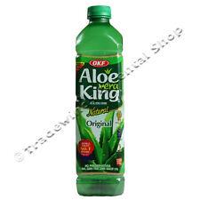 OKF Aloe Vera bevanda naturale - 12 x 1,5 L BOTTIGLIE
