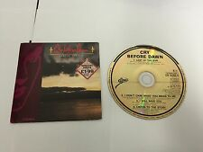 Last Of The Sun by Cry Before Dawn CD 5099765531022