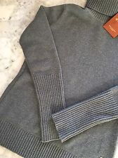 1200 EUR BABY CASHMERE Pullover LORO PIANA ,  XS-S (I40), grey, once worn