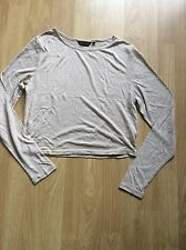 BNWOT New Look Long Sleeved Top Size 14