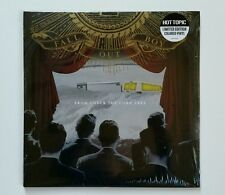 Fall Out Boy From Under The Cork Tree 2 xLP Maroon & Gold Swirl Sealed