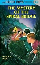 The Mystery of the Spiral Bridge (Hardy Boys, Book 45), Franklin W. Dixon, Good