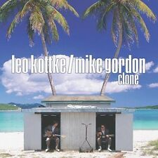 Leo Kottke & Mike Gordon Clone (CD, Oct-2002, Private Music)