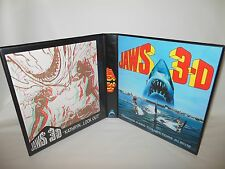Custom Made Jaws 3D Trading Card Binder Graphics Only
