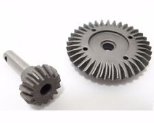Axial AX10 SCX10 (36T/14T) Spiral Cut Diff Bevel Gear Set by Hot Racing SWRA9364