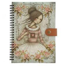 Wire-Bound Journal - The Secret, Santoro's Mirabelle