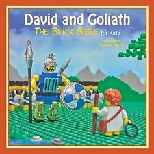 David and Goliath : The Brick Bible for Kids by Brendan Powell Smith (2013,...