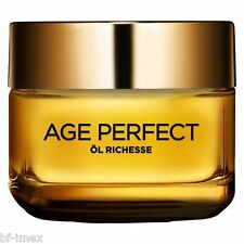 L'Oréal Loreal  Paris Age Perfect Luxuriöse ÖL-Creme Richesse  1x 50ml neu ovp