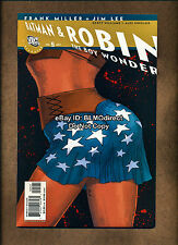 2007 All Star Batman & Robin #5 Frank Miller Variant NM- DC Comics