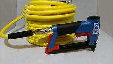 BeA 71/16 421 FINE WIRE 22-GAUGE STAPLER FOR 71 SERIES STAPLES WITH 10M AIR HOSE