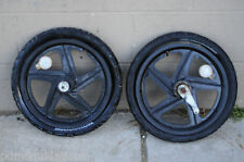 "MONGOOSE 16"" BMX MAGS/WHEELS BICYCLE HUTCH LESTER ACS RIMS GT VINTAGE? MID MINI"