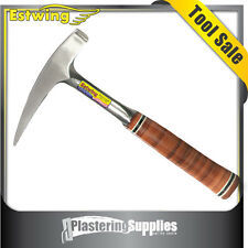 Estwing Rock Pick  Pointed Tip  Leather Grip E30