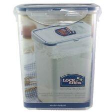 Lock&Lock Aufbewahrungsbox rechteckig 1800 ml, Frischhalte Dose Kühlschrank