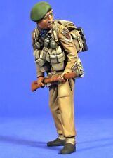Verlinden 120mm (1/16) British Commando with Lee-Enfield Rifle WWII [Resin] 2703