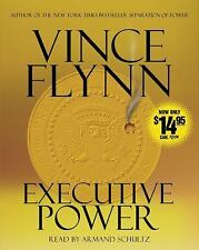 Executive Power by Vince Flynn (2006, CD, Abridged)