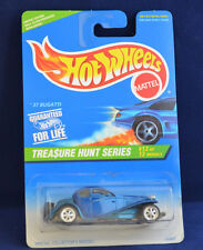 Hot Wheels Treasure Hunt '37 Bugatti (#12 of 12) #439 1996 MOC