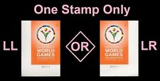 US 4986 Special Olympics World Games forever plate single MNH 2015