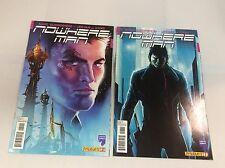Nowhere Man #1-2 (Dynamite/Marc Guggenheim/1014208) COMPLETE SET LOT OF 2