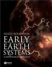 EARLY EARTH SYSTEMS NEW PAPERBACK BOOK