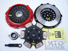XTD® STAGE 3 CLUTCH & CHROME MOLY  FLYWHEEL KIT LANCER EVO EVOLUTION 4 5 6