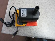 Replacement Pump For The Martin Prospecting Fine Gold Clean Up Table 210GPH 110V