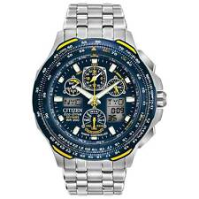 CITIZEN Blue Angels Chronograph BLUE ANGELS SKYHAWK A-T
