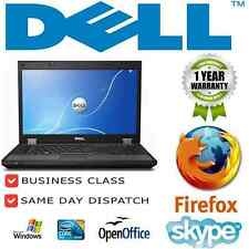 Home Laptop Dell Latitude D810 15.4'' 1.73Ghz 2GB 40GB Windows XP Faulty Battery
