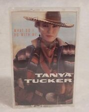 Tanya Tucker : What Do I Do With Me (1991) Cassette