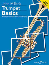 Trumpet Basics Pupils NEW EDITION Instrumental Solo Learn Play FABER Music BOOK