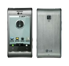 LG Swift GT540 Titanium Silver Android Smartphone 3MP Silber Ohne Simlock NEU