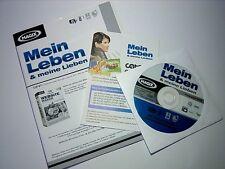 Mein Leben & meine Lieben DVD und Handbuch auf Deutsch mit Code und Passwort